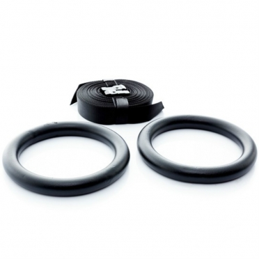 Muscle Power Stalen Ringen Set MP1052